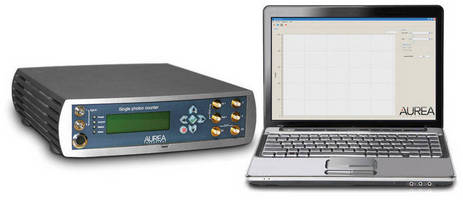 AUREA Technology Exhibits Time Correlated Single Photon Counting Measurements at LASER World of Photonics 2011 in Munich Booth B1-479/1