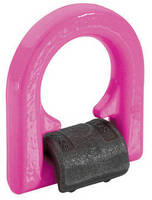 Weldable Safety Swivel Load Rings come in metric sizes.