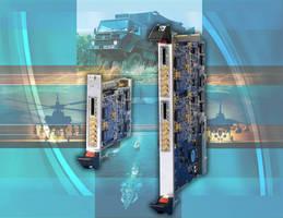 Pentek Brings Power of Cobalt Virtex-6 Family to CompactPCI System Designs