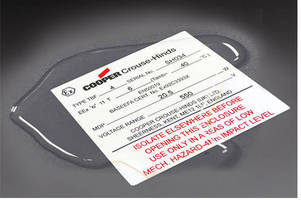 New! Ultra-solvent Resistant Thermal Transfer Labels - No Separate Laminate Required!