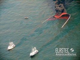 Report Recognizes Elastec/American Marine's Fireboom