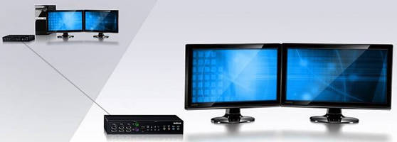 Introducing Matrox Avio Series: Dual-DVI Fiber Optic KVM Extender Solution Delivers Uncompromised Performance