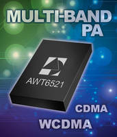 ANADIGICS Announces Production Volume Shipments of New Multi-Band Power Amplifier to Qualcomm