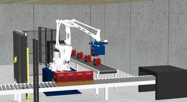 RobotStudio Palletizing PowerPac Highlights Expanded ABB Palletizing Portfolio Unveiled at Interpack 2011 in Germany