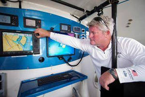 B&G and Simrad Yachting Electronics Co-Pilot Van Liew to Velux 5 Oceans Win