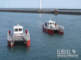 Delivery of Two Custom Oil Spill Boats