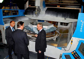 David Cameron Sees World-Beating Polishing Technology