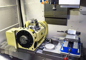 Subcontractor Exploits High-Speed and 5-Axis Machining to Raise Competitiveness