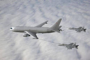 Raytheon Awarded Contract to Enhance Situational Awareness of KC-46 Tanker