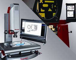 Starrett Vision and Optical Systems Now Available with MetLogix M2 and M3 Touchscreen Interfaces