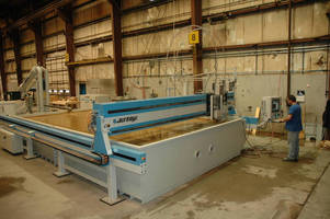 Metal Service Center JACQUET Mid Atlantic Adds 4th Water Jet Cutting Machine