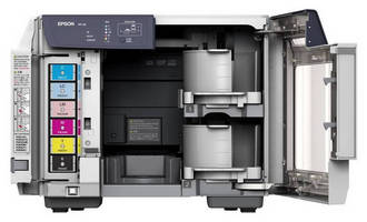 Epson Launches Fully Automated Discproducer for Medium-volume Disc Publishing