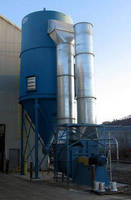 Dust Collection System at Tire Recycling Center Meets and Exceeds All NFPA Guidelines