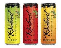 Rainforest Beverages Launches Two New Flavors in a Redesigned Package