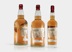 TricorBraun Designs a 1.75L Whisky Bottle for Indio Spirits