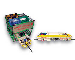 Creform Features New AGV at Aatexpo11
