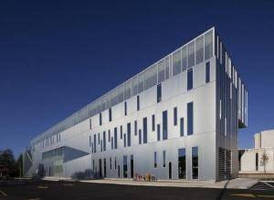 A Rhapsody in Reynobond®: Oberlin College's New Jazz Building Clad in Alcoa Architectural Aluminum Panels
