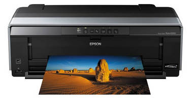 Epson Stylus Photo R2000 Answers Middle East Customer Demand for Improved User Convenience