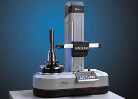 Mahr Federal to Feature New MarForm MMQ 400-2 with Surface Finish Capability at Quality Expo 2011