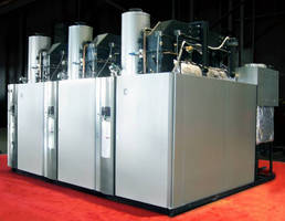 Miura LX-300 Zero-Side-Clearance on-Demand Steam Solutions Achieve High-Efficiency 9ppm Low-NOx - and Low Co2 - Performance
