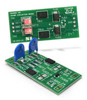 Bourns Announces Availability of Two New Evaluation Boards for RS-485-based Applications