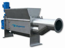 Duperon® Washer Compactor: A Simple Way to Reduce Landfill Costs