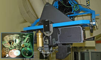 Precision Glass & Optics Provides Customized Optical Mirrors for the VIRUS Instrument to Study Dark Energy