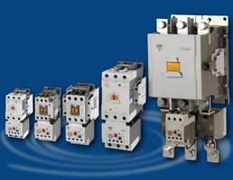 Complete Range of IEC Contactors and Overloads