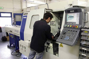 Hurco Machines Underpin Subcontractor's Ongoing Expansion