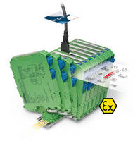 Compact Intrinsic Safety Isolators for Hazardous Areas
