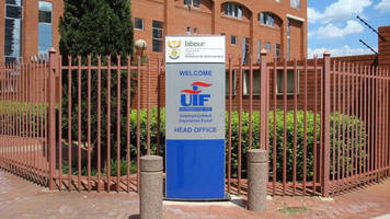 "Vista System's Elegant Corporate Branding Signs Were Recently Installed at ""UIF"" Head Office Building, Located in Pretoria, Gauteng, South Africa"