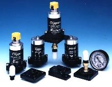 Vacuum Generator includes 3-way valve.