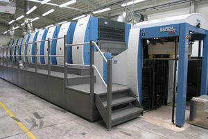 KBA Technology Boost for Grafobal's Czech Plant