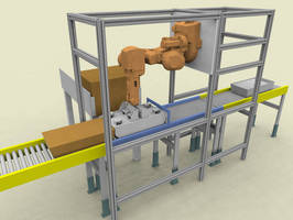Carter Control Systems Selects the ABB IRB 140 Robot as the Main Component for New ATS-R Automated Mail Tray Sleever