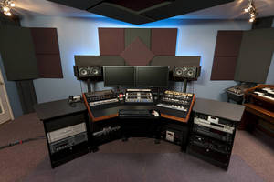 Auralex Amps up Allusion Studios
