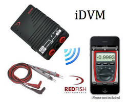 3D Systems Supports Redfish Instruments' New Apple Enabled Multimeter