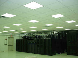 "TekLinks Experiences the ""Wow Factor"" After Installing MaxLite LED Panels in Data Center"
