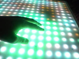 Essemtec Presents Interactive LED Light Panels at Productronica 2011