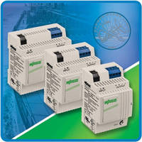 WAGO EPSITRON® COMPACT Power Supplies Earn GL Approval