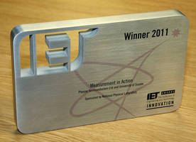Plessey EPIC Sensor Wins IET Award