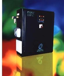 Oxygen Controller handles gas streams.