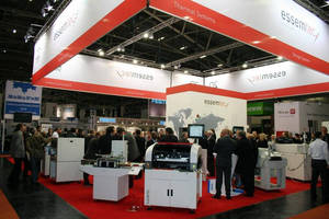 Essemtec Continues Its Success with the Debut of New Products at Productronica 2011