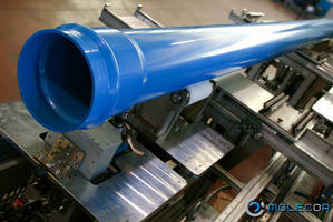 Molecor Technology Yields Rentability to the Water Industry with Its New Technology for PVC-O Pipes.