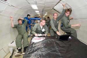 Malvern Spraytec Excels in Zero Gravity Testing of New Fire Extinguisher for International Space Station