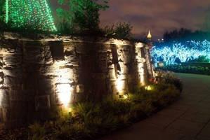 Cooper Lighting's LED Solutions Light Up the Atlanta Botanical Garden This Holiday Season