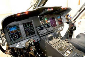 Fully Integrated Thales Cockpit Offers Increased Functionality in New Sikorsky S 76D(TM) Helicopter