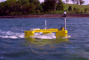 New Wave and Tidal Turbine Concept Promises Clean, Affordable Energy