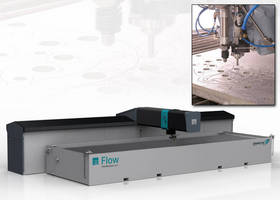 Penn Stainless Products Installs State-of-the-Art Flow Mach 3 Waterjet