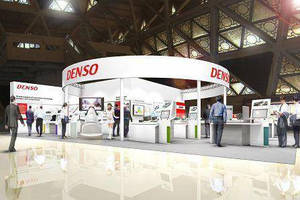 DENSO to Exhibit for the First Time at the 11th Auto Expo 2012, New Delhi, India