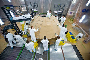 Trelleborg Eccospheres® Are Out of This World